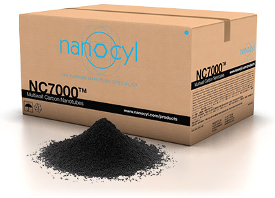 NC7000™, Industrial multiwall carbon nanotubes
